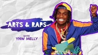Download YNW Melly: How He Released His Album From Jail | Arts & Raps Video