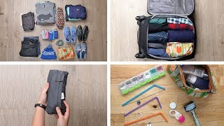 Download Carry-On Packing Hacks Video