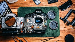 Download WHAT'S INSIDE A $6,000.00 CAMERA?! Video