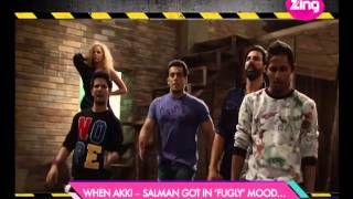 Download Making of 'Fugly' title track Video