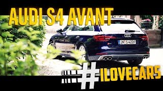Download Audi S4 Avant 3.0TFSI quattro 2016 Test review - #ilovecars Video