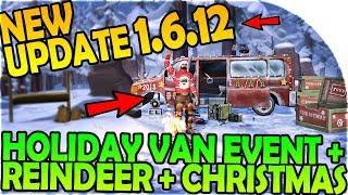 Download NEW UPDATE 1.6.12 - CHRISTMAS, HOLIDAY VAN EVENT, REINDEER- Last Day On Earth Survival 1.6.12 Update Video