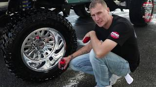 Download How to detail a lifted truck by Evan's detailing and polishing Video