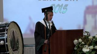 Download Funny High School Graduation Speech Video