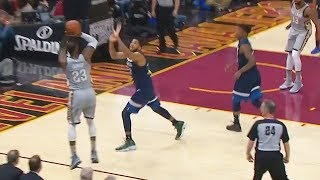 Download Cavaliers Break NBA 3 Point Record with Timberwolves - Most 3 Pointers Made in a Game By 40 Threes! Video