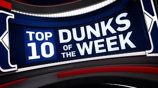 Download Top 10 Dunks of the Week- 11/13/2016-11/19/2016 Video