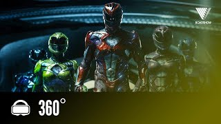Download Experience POWER RANGERS In 360! Video