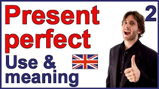Download Present Perfect tense | Part 2 - Use and meaning Video