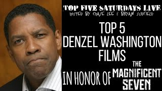 Download Top 5 Saturdays Live - Denzel Washington Films Video