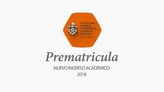 Download Procedimiento para la prematrícula 2018 Video