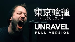 Download UNRAVEL (FULL version - Tokyo Ghoul OP) - English opening cover by Jonathan Young Video