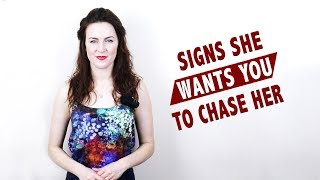 Download Signs she wants you to chase her Video