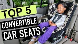 Download BEST 5: Convertible Car Seats 2018 Video