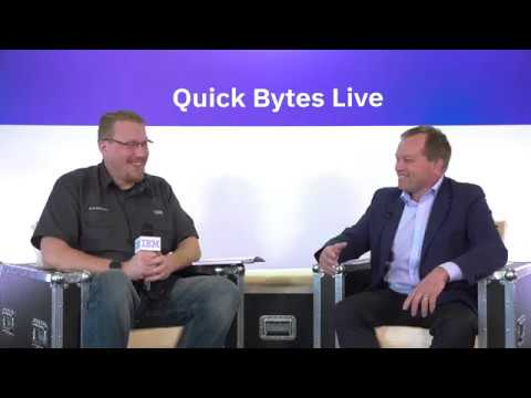 Quick Bytes Live with Mark Gallagher of Armstrong Fluid Technologies