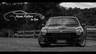 Download Datsun 240Z | From Father to Son | 4K Video