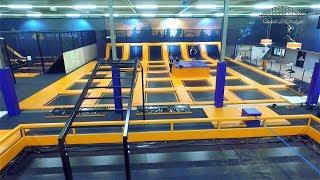 Download Een kijkje bij nieuw trampolinepark Jumpsquare Nijmegen Video