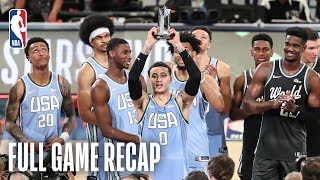 Download 2019 Mountain Dew Ice Rising Stars Game | 2019 NBA All-Star Video