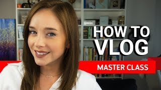 Download How to Vlog | Master Class ft Amy Schmittauer Video