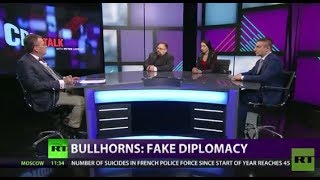 Download CrossTalk BULLHORNS: FAKE DIPLOMACY Video