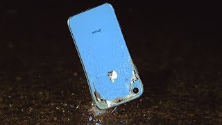 Download iPhone XR Drop Test: More Durable than iPhone XS by Far! Video