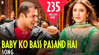 Download Baby Ko Bass Pasand Hai Song | Sultan | Salman Khan | Anushka Sharma | Vishal | Badshah | Shalmali Video