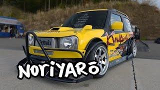 Download Drift a Suzuki? SR20-powered all-custom Suzuki Jimny drift car by Kinokuni Video