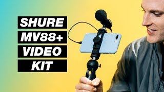 Download New All-in-One Smartphone Video Kit – Shure MV88+ Review Video