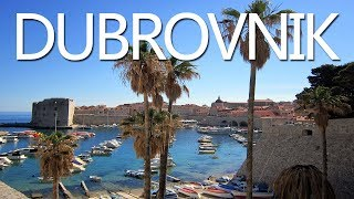 Download Dubrovnik, Croatia - Top 20 Things to Do & See in Dubrovnik Video