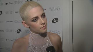 Download Kristen Stewart 'glad' her sexuality is getting attention Video