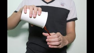 Download How to Make a Full Cup of Coffee DISAPPEAR - Magic Trick Video