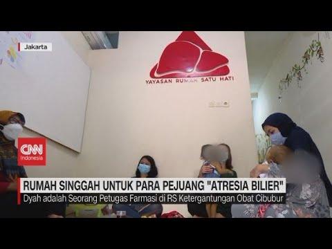 Rumah Singgah Untuk Para Pejuang 'Atresia Bilier'
