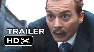 Download Mortdecai Official Trailer #1 (2015) - Johnny Depp, Gwyneth Paltrow Movie HD Video