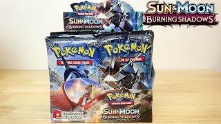 Download Pokemon Burning Shadows Booster Box Opening! Video