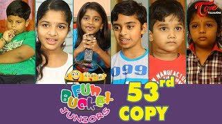 Download Fun Bucket JUNIORS | Episode 53 | Kids Funny Videos | Comedy Web Series | By Sai Teja - TeluguOne Video