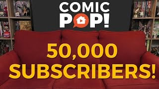 Download The 50,000 Subscriber Live Stream Part 1! | ComicPOP Video