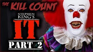 Download Stephen King's IT (1990 Miniseries) [PART 2 of 2] KILL COUNT Video