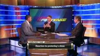 Download Fallout from Jalen Rose comments to Skip Bayless Video