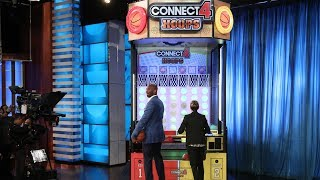 Download Kobe Bryant and Ellen Face Off in Basketball Connect 4 Video