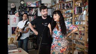 Download Juanes & Mon Laferte: NPR Music Tiny Desk Concert Video