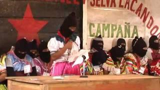 Download ″El derecho de ser feliz″ - Encuentro de las Mujeres Zapatistas con las Mujeres del Mundo Video