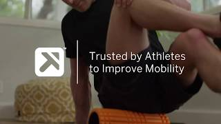 Download Roll Past Your Limits with the TriggerPoint GRID® Foam Roller (6 Sec) Video