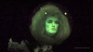 Download The Haunted Mansion Complete Ride POV with Night Vision Magic Kingdom Walt Disney World HD 1080p Video