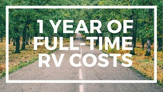 Download How Much It Costs to RV Full-Time For 1 Year Video