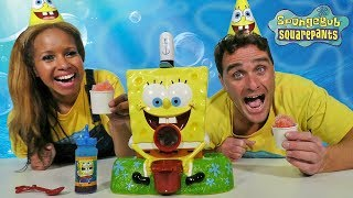 Download SpongeBob Sno-Cone Maker + Toy Challenge! || Toy Review || Konas2002 Video