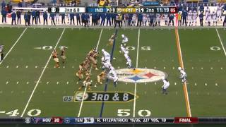 Download Steelers 51 Colts 34 ... Week 8 2014 Video