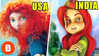 Download 10 Disney Movies That Were Recreated In Other Countries Video
