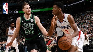 Download Clippers vs Celtics | Full Game Recap: New Look Clippers Overcome Historic 28-Point Deficit Video
