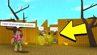 Download ESCAPE THE HAUNTED CORN MAZE TO WIN ROBUX! (Roblox) Video