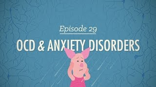 Download OCD and Anxiety Disorders: Crash Course Psychology #29 Video