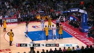 Download Cleveland Cavaliers Vs Los Angeles Clippers 01.16.2015 Full Highlights Video